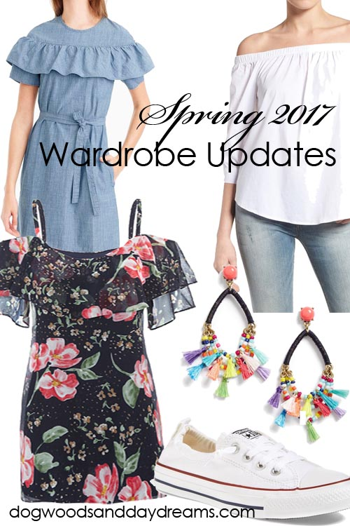 Spring 2017 Updates